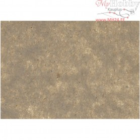 Kraft Paper, A4 210x297 mm,  100 g, noble, 20sheets
