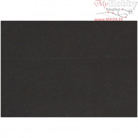 Kraft Paper, A4 210x297 mm,  100 g, black, 20sheets