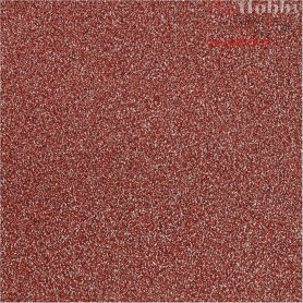 Glitter Film, W: 35 cm, thickness 110 micron, red, 2m