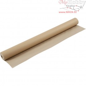 Kraft Paper, W: 96 cm,  130 g, brown, 30m