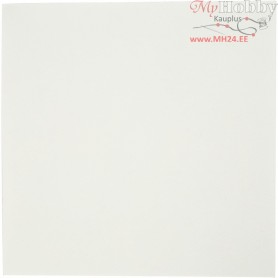 Watercolour Paper, size 12x12 cm,  200 g, 100sheets