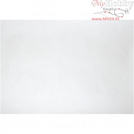 Vellum Paper, A4 210x297 mm,  100 g, mother-of-pearl, canvas, 5sheets