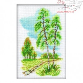 RTO Summer - Counted Cross Stitch Kit, Art: C087