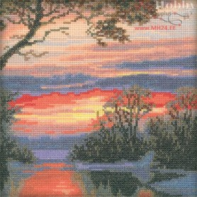 RTO Morning - Counted Cross Stitch Kit, Art: C111