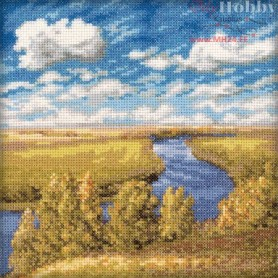 RTO Day - Counted Cross Stitch Kit, Art: C112