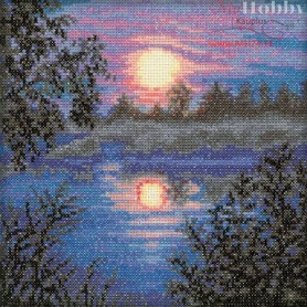 RTO Evening - Counted Cross Stitch Kit, Art: C113