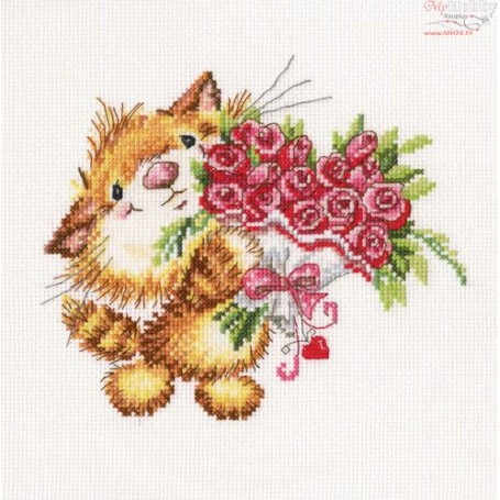 RTO For you! - Counted Cross Stitch Kit, Art: C221