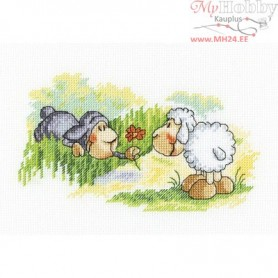 RTO Choose me… - Counted Cross Stitch Kit, Art: C234