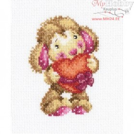 RTO Only for you - Counted Cross Stitch Kit, Art: C235