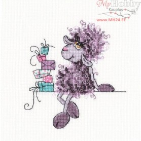 RTO Wish you get everything you want - Counted Cross Stitch Kit, Art: C241
