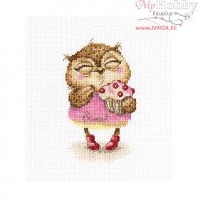 RTO Sweet-tooth - Counted Cross Stitch Kit, Art: C232
