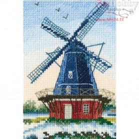 RTO Mills - Counted Cross Stitch Kit, Art: C280
