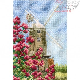 RTO Mills - Counted Cross Stitch Kit, Art: C281