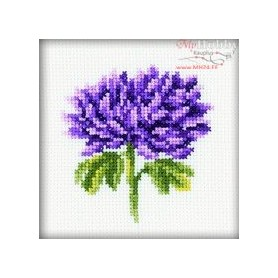 RTO Chrysanthemums - Counted Cross Stitch Kit, Art: H166