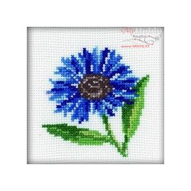 RTO Cornflower - Counted Cross Stitch Kit, Art: H171