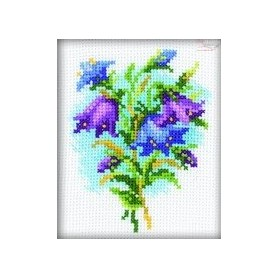 RTO Bluebells - Counted Cross Stitch Kit, Art: H177