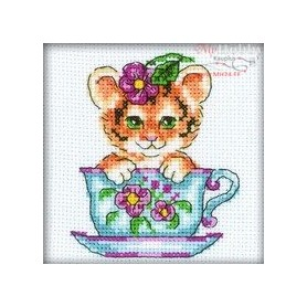 RTO Young Florist - Counted Cross Stitch Kit, Art: H196
