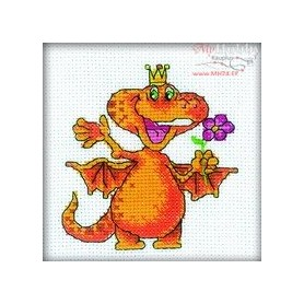 RTO Attractive happiness - Counted Cross Stitch Kit, Art: H206