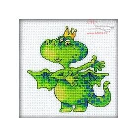RTO Attractive luck - Counted Cross Stitch Kit, Art: H207