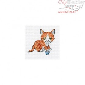 RTO Ginger Scamp - Counted Cross Stitch Kit, Art: H226