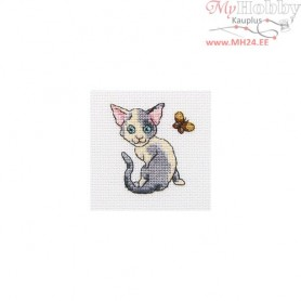 RTO Funny Mickey - Counted Cross Stitch Kit, Art: H227