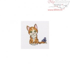 RTO Clever Tommy - Counted Cross Stitch Kit, Art: H228