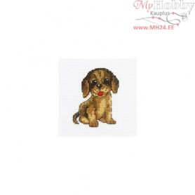 RTO Little Tike - Counted Cross Stitch Kit, Art: H236