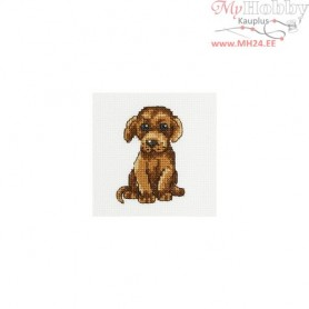 RTO Amiable Tobby - Counted Cross Stitch Kit, Art: H240