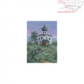 RTO Path to the cathedral - Counted Cross Stitch Kit, Art: H268