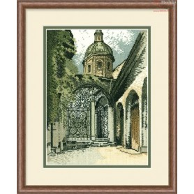 RTO Gates - Counted Cross Stitch Kit, Art: R156
