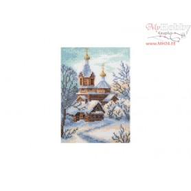 RTO Light of morning - Counted Cross Stitch Kit, Art: EH346