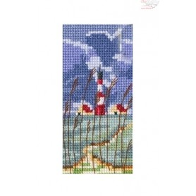 RTO Lighthouse - Counted Cross Stitch Kit, Art: EH355