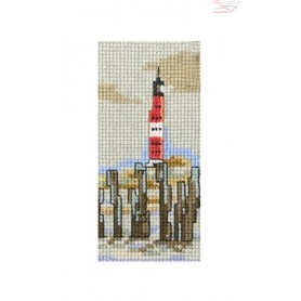 RTO Lighthouse - Counted Cross Stitch Kit, Art: EH358