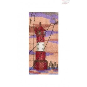 RTO Lighthouse - Counted Cross Stitch Kit, Art: EH360
