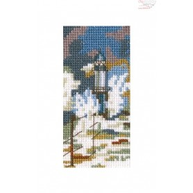 RTO Lighthouse - Counted Cross Stitch Kit, Art: EH361