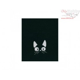 RTO Among black cats - Counted Cross Stitch Kit, Art: EH377