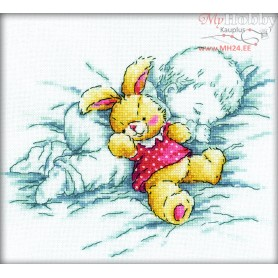 RTO Sweet Dreams - Counted Cross Stitch Kit, Art: M157-T