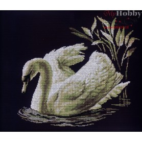 RTO Swan - Counted Cross Stitch Kit, Art: M211