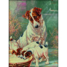 RTO Mother's Happiness - Counted Cross Stitch Kit, Art: M70009
