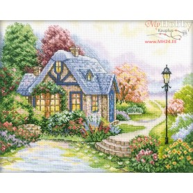 RTO Home, Sweet Home! - Counted Cross Stitch Kit, Art: M247