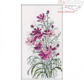 RTO Cosmos - Counted Cross Stitch Kit, Art: M260