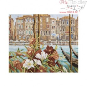 RTO Spring in Venice - Counted Cross Stitch Kit, Art: M386