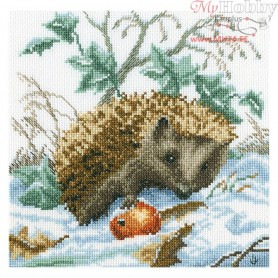 RTO Early snow - Counted Cross Stitch Kit, Art: M329