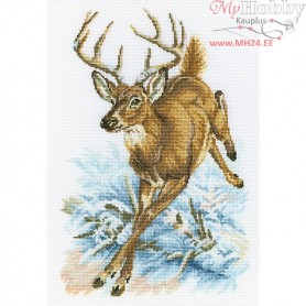 RTO Forest deer - Counted Cross Stitch Kit, Art: M331