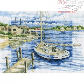 RTO By the pier - Counted Cross Stitch Kit, Art: M397