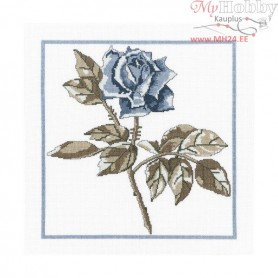 RTO Roses of the snow queen - Counted Cross Stitch Kit, Art: M459