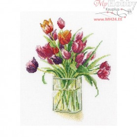 RTO Gift for beloved - Counted Cross Stitch Kit, Art: M304