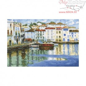 RTO Quiet bay - Counted Cross Stitch Kit, Art: M466