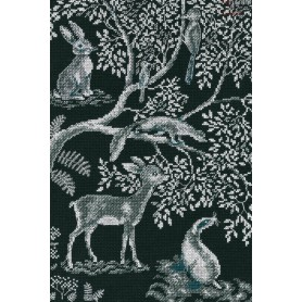 RTO Forest lace - Counted Cross Stitch Kit, Art: M613