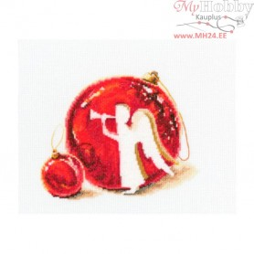 RTO Merry Christmas! - Counted Cross Stitch Kit, Art: M645